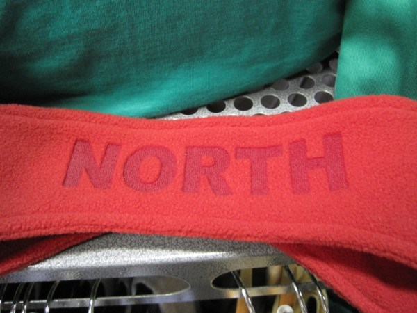 Etched Headband North