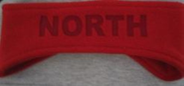 Etched North Etched Headband