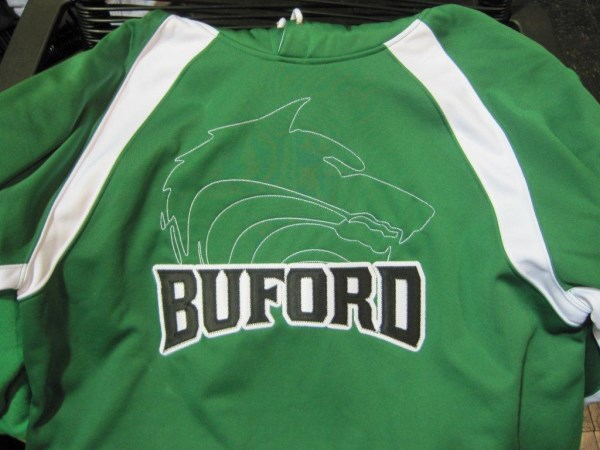 applique buford wolf