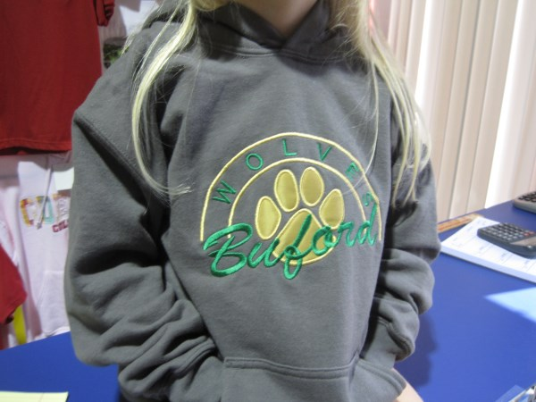 applique cute paw buford