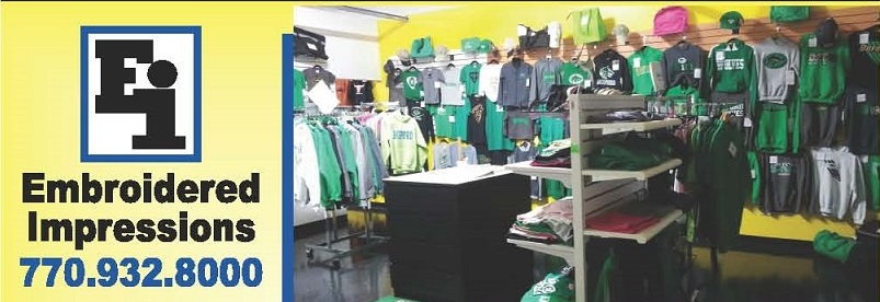 Buford Spiritwear Showroom