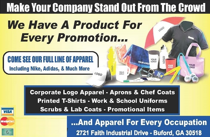 Promotional Items and Corporate Apparel